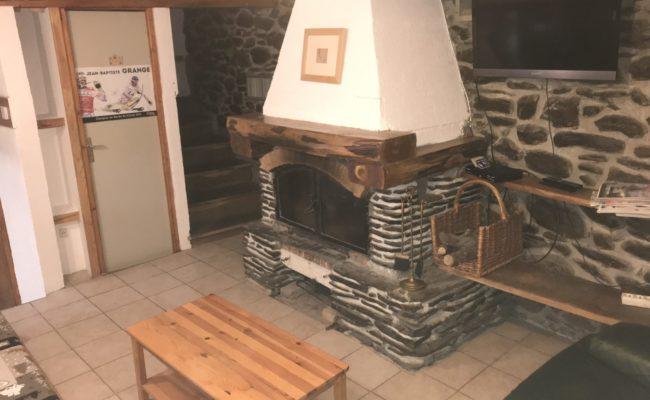 cheminée salon 9 p