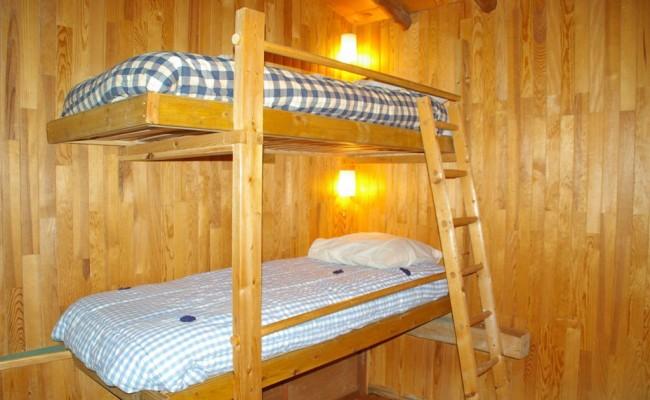 chambre triple petit chalet